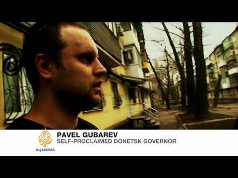 Fresh unrest engulfs Ukraine's eastern city