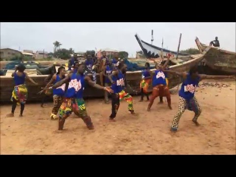 African Drum & Dance Study Tour Program to Ghana, West Africa!