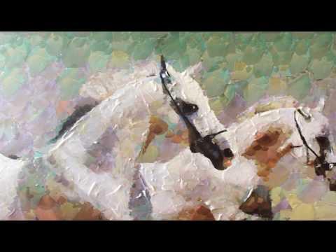 1001 Картини - Релефен Финиш