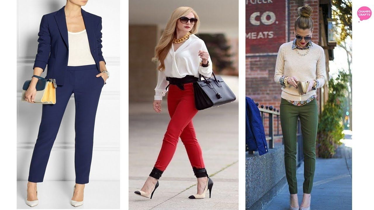 [VIDEO] - Outfits  2018 Fashion Trends/Trending Fall Outfits of Executive/Women Fashion and Style 2
