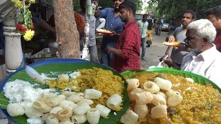 Best Chennai Lunch @ 30 rs Only | Curd Rice / Samber (Khichdi) Rice / Vegetable Rice thumbnail