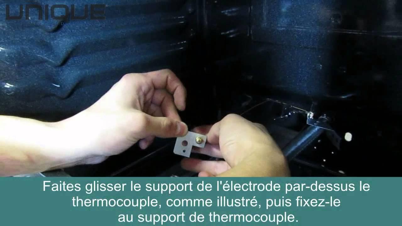 Remplacement Du Thermocouple Unique 30 Signature Series