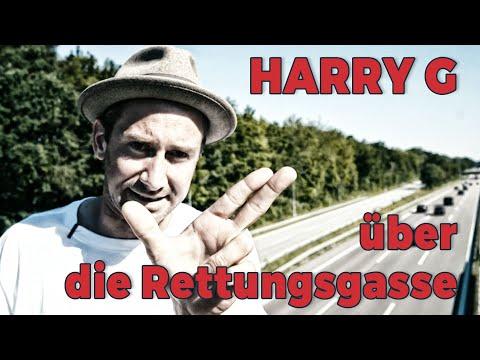 Harry G über die Rettungsgasse