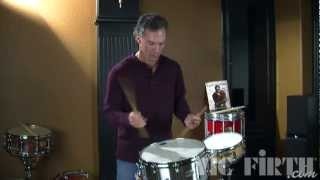 Vic Firth Rudiment Lessons: Single, Double & Triple Ratamacues