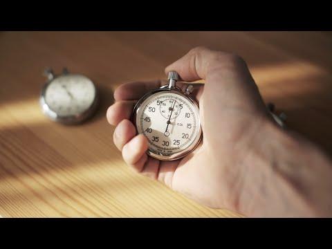 Время - удивительная штука.