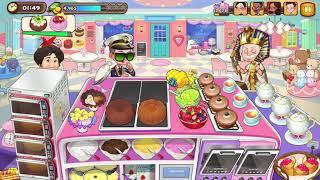 Cooking Adventure - Bakery House Level 52 - Full Upgrade screenshot 3