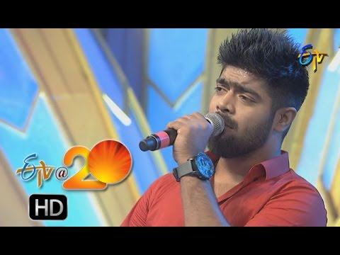 Revanthi,Kausalya Performance - A to Z Bollywood Song in Nizamabad ETV @ 20 Celebrations