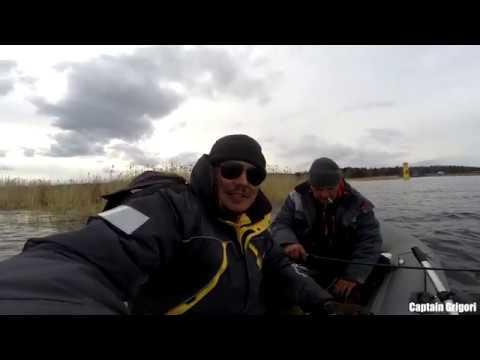 Весенняя рыбалка , крупная плотва Ладожского озера