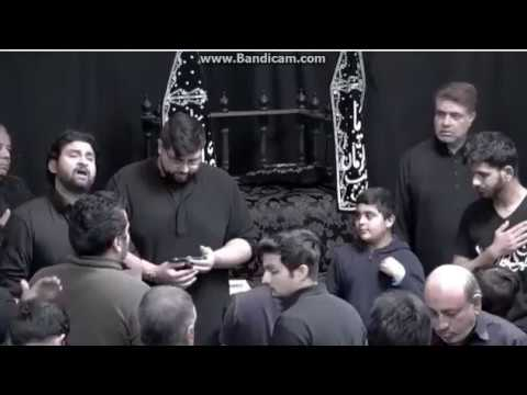Karbala manzil e arbab e Wafa aaj bhi hai - Ali Rizvi Sachay