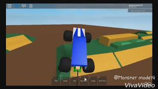 Roblox Monster Jam Commentary #207 (MonsterMode 14)
