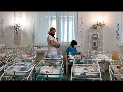 أوكرانيا  تتحول إلى-مصنع للأطفال- مع انتشار عمليات الإنجاب لصالح أشخاص آخرين …  - نشر قبل 2 ساعة