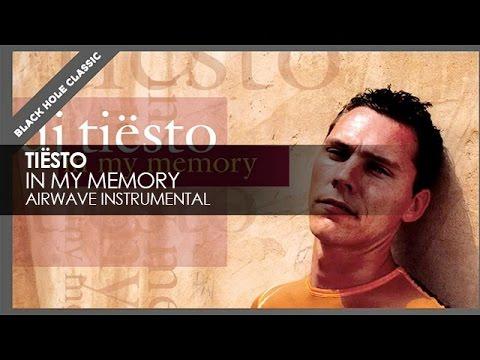 Tiësto - In My Memory (Airwave Instrumental)