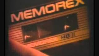 Memorex Audio & Video Tape Commercial- 1985