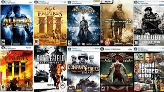 Top 50 Games for 512MB Graphic card