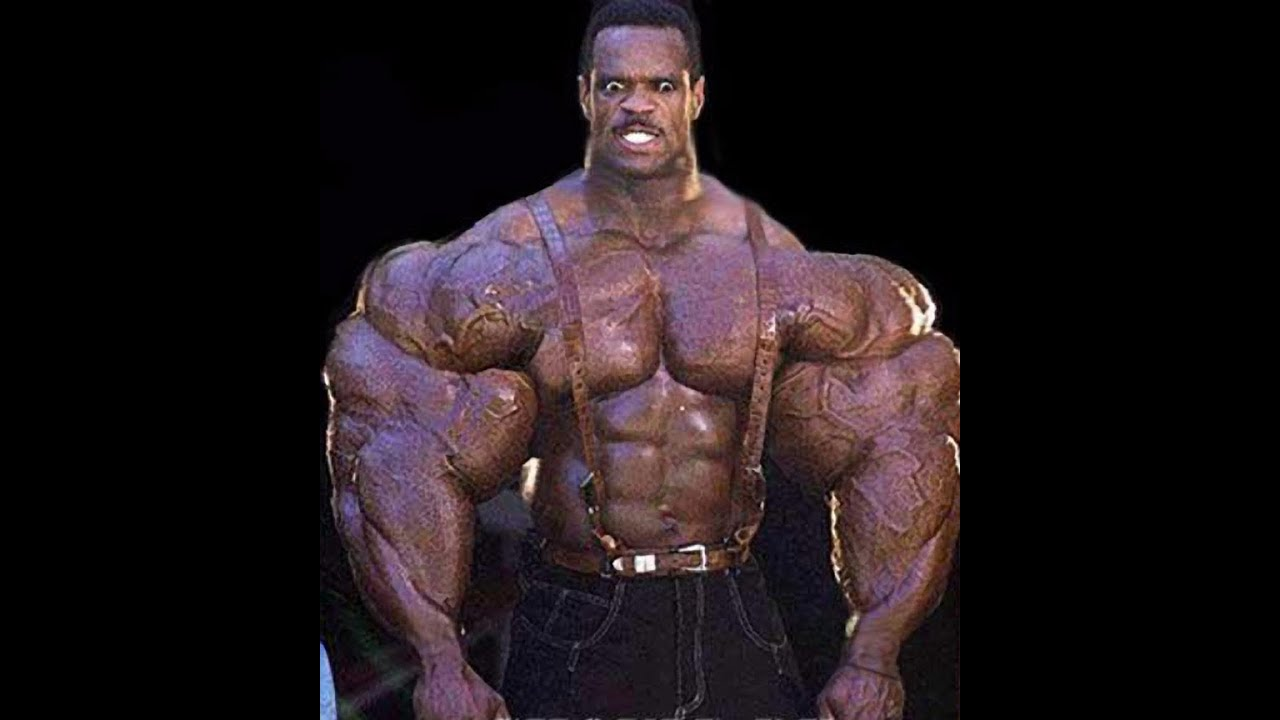 STEROID ! EXTREME MUSCLES - YouTube