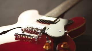 Soulful Bluesy Ballad Guitar Backing Track Jam in E