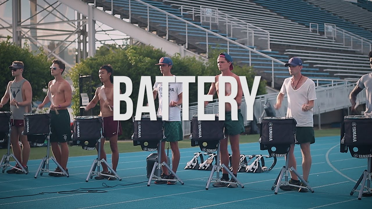 Cavaliers Battery 2017: 8ights