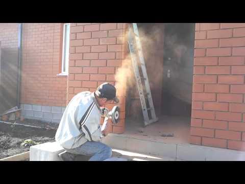 видео: Расширение дверного проёма.