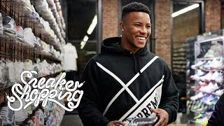 Sneaker Shopping S6 • E19 Saquon Barkley Goes Sneaker Shopping With Complex