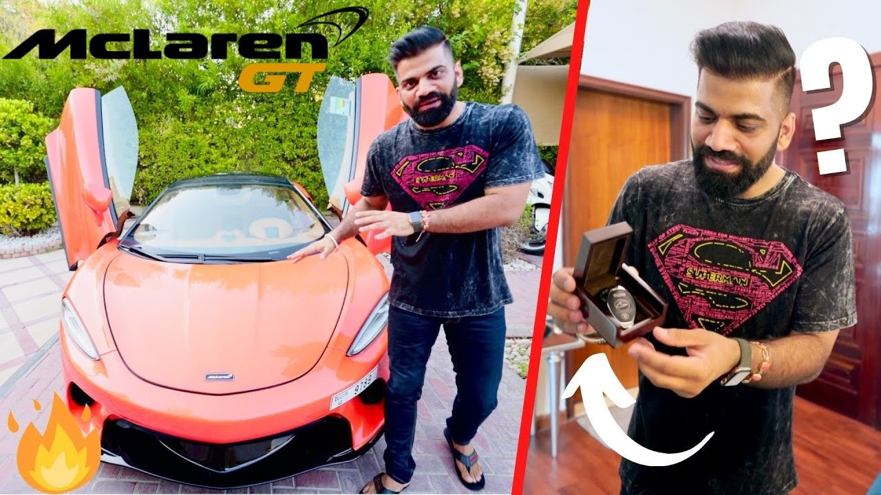 What A Surprise!!! McLaren GT🔥🔥🔥