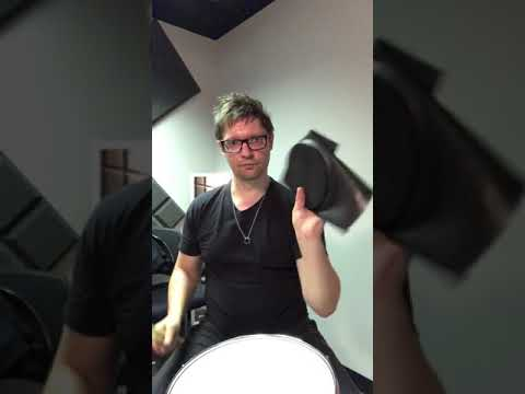Czach Hack Lesson 6 - Billy Gladstone Drum Pad