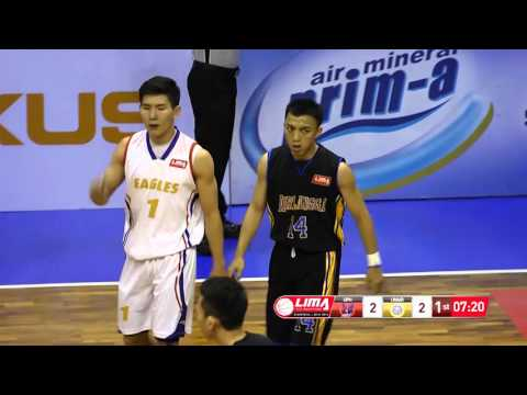 LIMA Basket Nationals Season 4: UPH vs UA (Men's)
