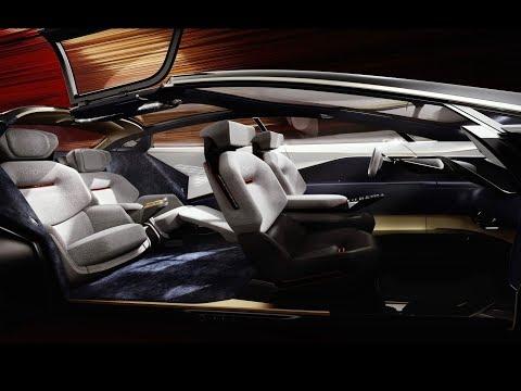 New Aston Martin Lagonda Vision Concept 2018 - 2019 Review, Photos, Exterior and Interior