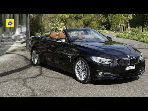 bmw 420d aut cabriolet autotest youtube. Black Bedroom Furniture Sets. Home Design Ideas