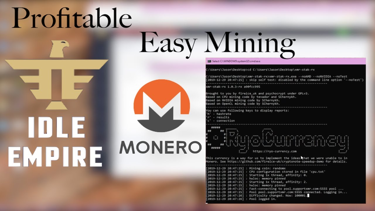 most profitable cryptocurrency to mine on a pc