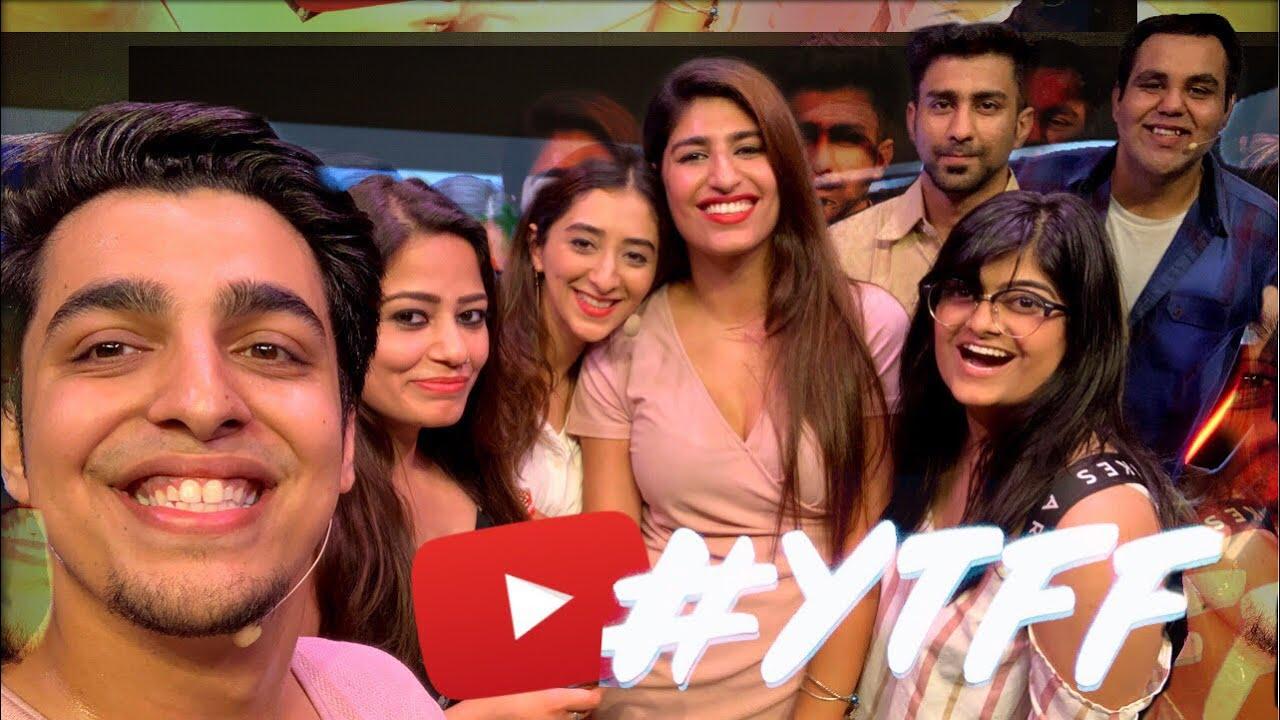 Youtube Fanfest Delhi'19 | ft. The Timeliners, Flying Beast, BB Ki Vines & Many More