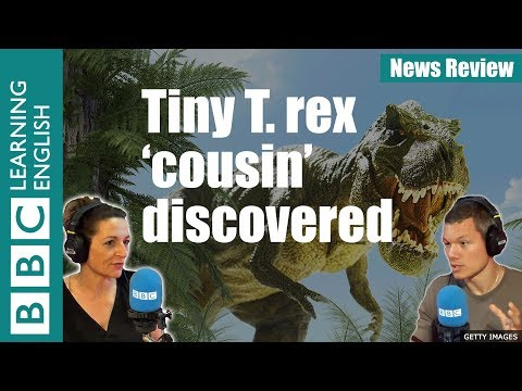 Tiny 'cousin' of