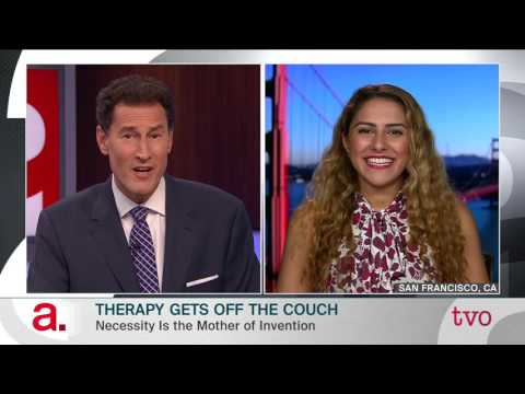 Therapy Gets off the Couch