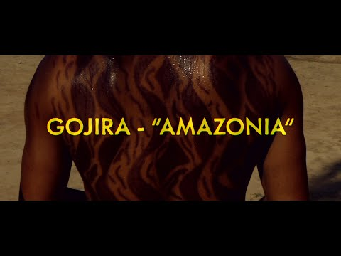 Gojira - Amazonia [OFFICIAL VIDEO]