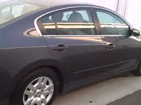 2010 Nissan Altima Dark Slate Metallic Yuma Az Youtube