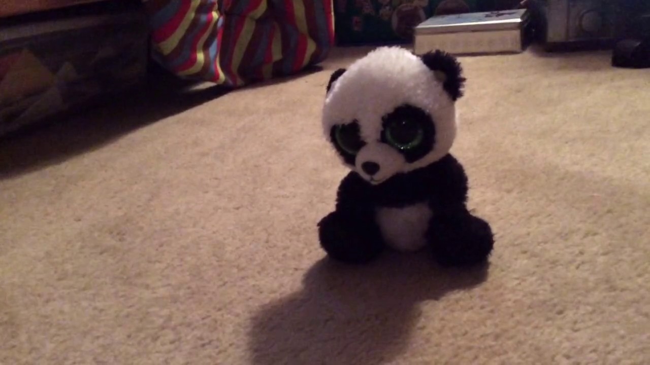 ebc28a5a231 Top 5 Things Beanie Boos Hate with Bamboo the Panda - YouTube