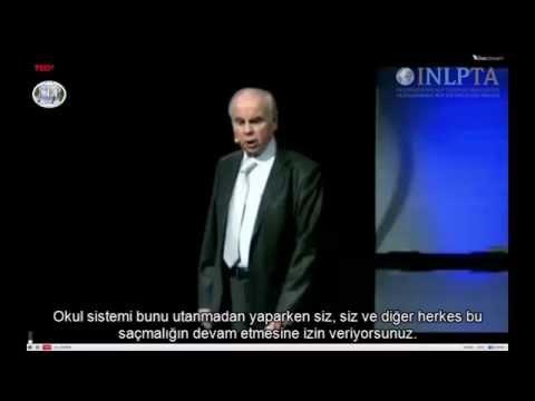 Dr. Wyatt Woodsmall TED Konuşması (Türkçe alt yazılı)