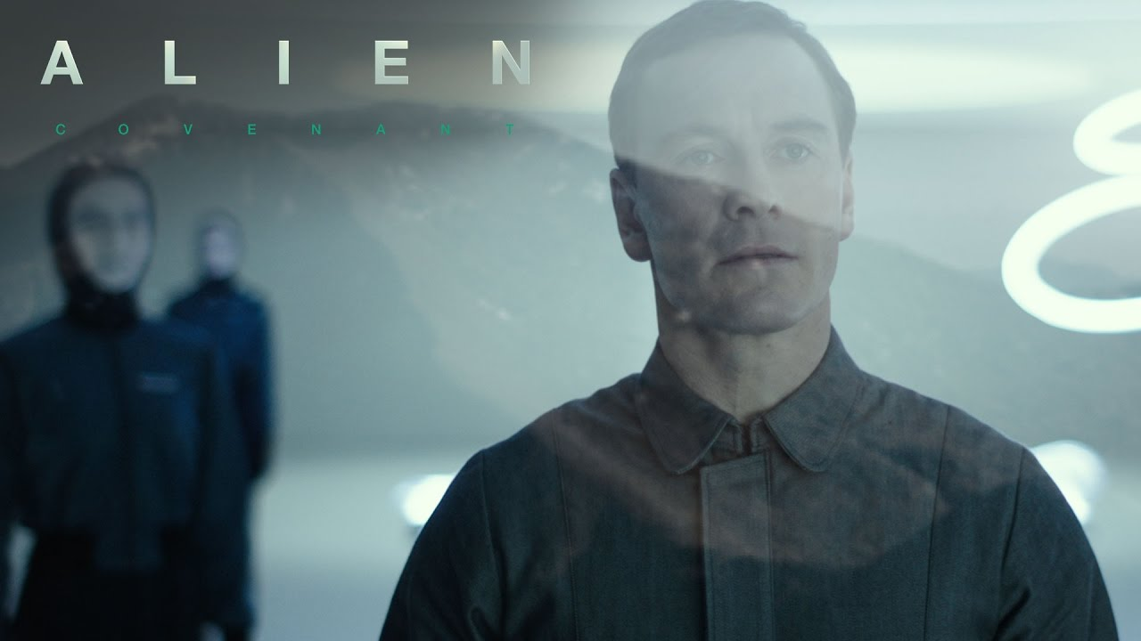 alien covenant meet walter 20th century fox youtube