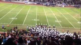 IMG_1013.MOV Mission Eagles Band Fight Song 10-26-2012