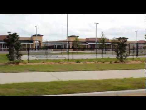 Connerton Elementary School Land O Lakes Florida Pasco County | Video by RealEstateHawker.com