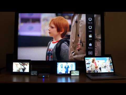 Matrixstream 1080p IPTV MX2 set top box and Multiplatform overview video.
