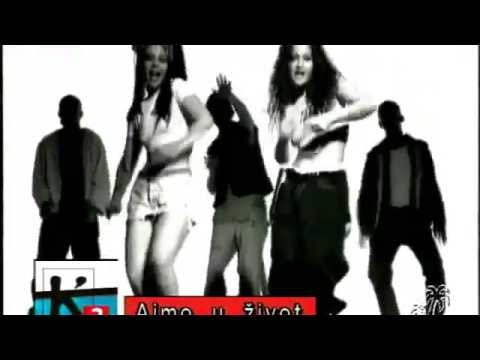 K2 - Ajmo U Zivot - (Official Video 1995)