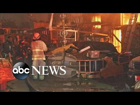 Oakland Warehouse Fire Claims at Least 9 Lives