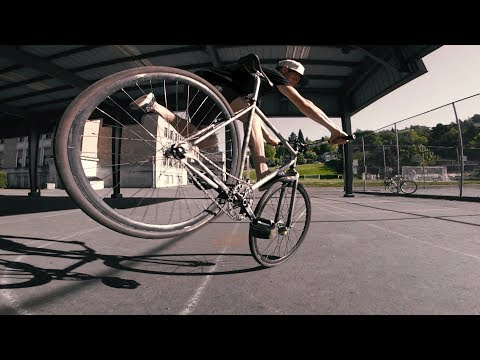 Fixed Gear - Matt Reyes - PDX 05.12.18