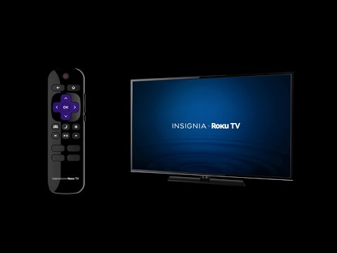 How to use Insignia Roku TV