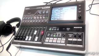 mmag.ru: Профессиональное цифровое аудио и видео оборудование Roland