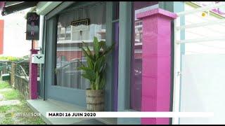 Le couvre feu à 19h à Cayenne , en raison du virus impacte les restaurateurs