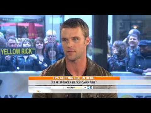 Jesse Spencer - Today Show