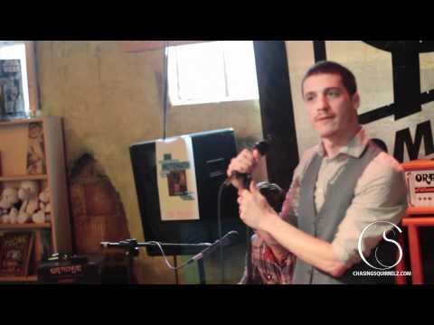 MuteMath - Spotlight (Live Acoustic) Criminal Records, Atlanta