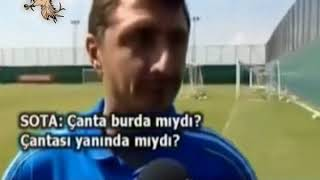 Shota Arveladze Komik Röportajları Komik Futbol 2018