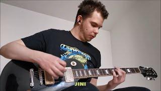 Jini (Lagwagon guitar cover)